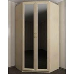 шкаф угловой для спальни шириной 80-90 см