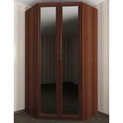шкаф угловой в коридор шириной 80-90 см
