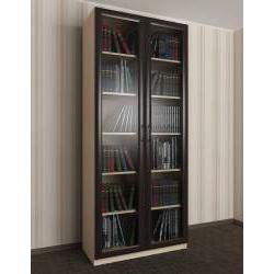 2-створчатый книжный шкаф