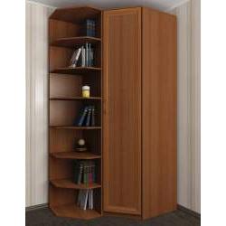 угловой шкаф для одежды в спальню