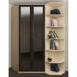 шкаф угловой в коридор