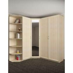 модульный шкаф угловой для спальни