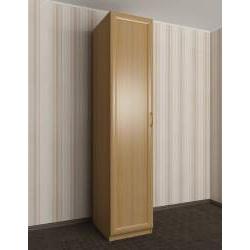 1-створчатый распашной шкаф