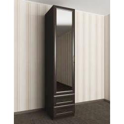 шкаф цвета темный венге