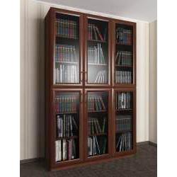 3-дверный шкаф для книг