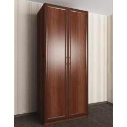 2-створчатый шкаф с распашными дверцами