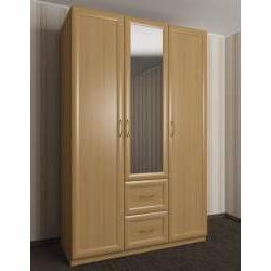 зеркальный шкаф для одежды