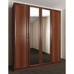 шкаф с распашными дверцами для спальни