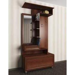 маленькая мебель в прихожую с зеркалом