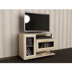 узкая телевизионная тумба