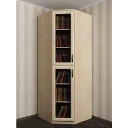 одностворчатый угловой шкаф в зал