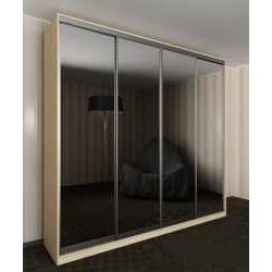 шкаф с раздвижными дверями в прихожую шириной 160-180 см