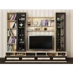 мебельная стенка в кабинет